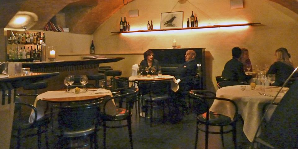 Restaurant Falkenburg, Rapperswil, Switzerland