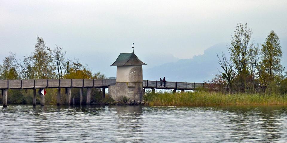 bridge chapel, Rapperswil, Switzerland