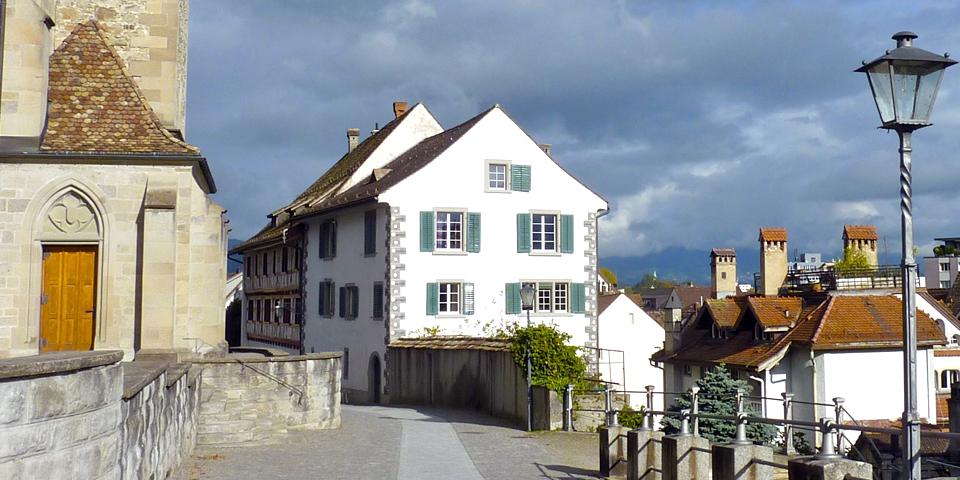 Herrenberg, Rapperswil, Switzerland