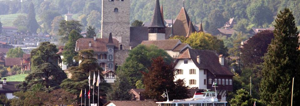 An Untour of Switzerland