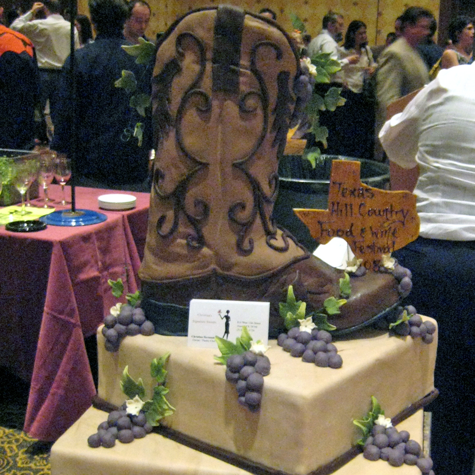 Texas Hill Country Wine and Food Festival, Austin, Texas
