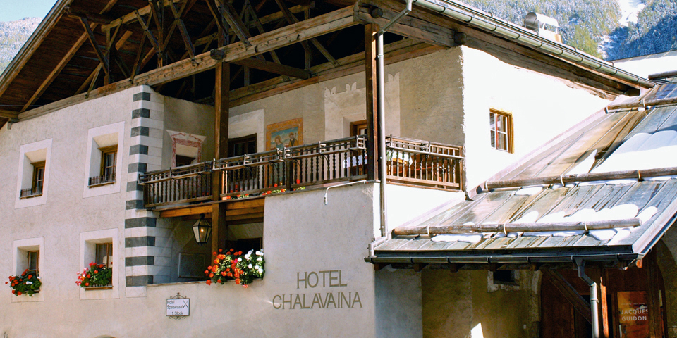Hotel Chalavaina, Val Mustair, Switzerland