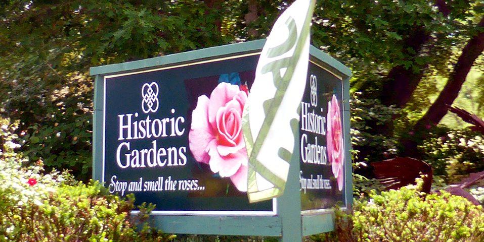Annapolis Royal Historic Gardens, Nova Scotia
