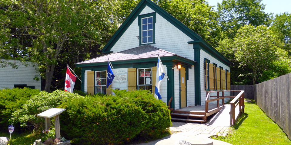 The Black Loyalist Heritage Society Museum, Shelburne, Nova Scotia