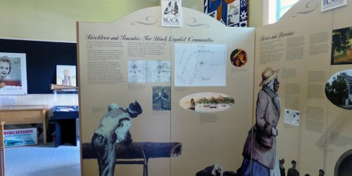 The Black Loyalist Heritage Society Museum, Shelburne, Nova Scotia