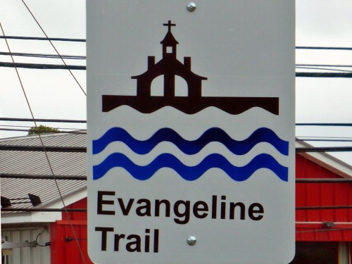 Evangeline Trail, Nova Scotia