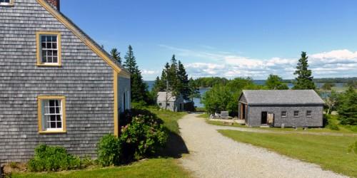 Le Village historique acadien de la Nouvelle Ecosse, Lower West Pubnico, Nova Scotia