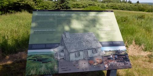 Melanson Settlement National Historic Site, Port Royal, Nova Scotia
