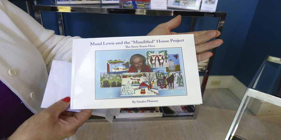 """Maud Lewis and the """"Maudified"""" House Project"""