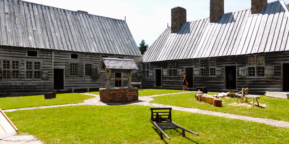 Port Royal National Historic Site, Port Royal, Nova Scotia