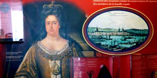 Queen Anne, Fort Ann National Historic Site, Annapolis Royal, Nova Scotia