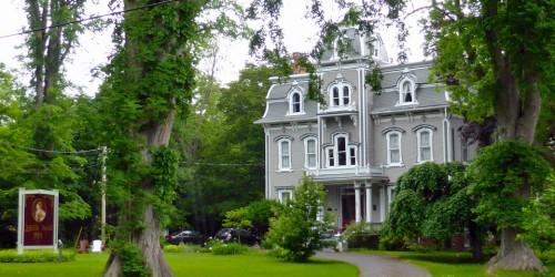 The Queen Anne Inn, Annapolis Royal, Nova Scotia
