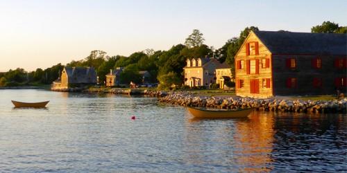 Dock Street, Shelburne , Nova Scotia