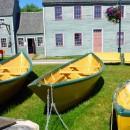A perfect day in Shelburne, Nova Scotia