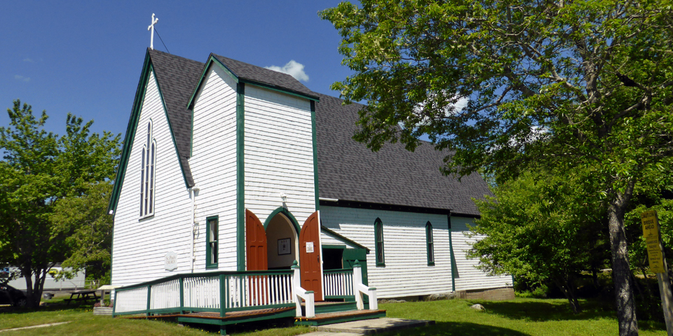 St. Paul's Anglican Church, Birchtown, Nova Scotia