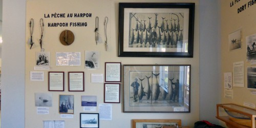 Wedgeport Sport Tuna Fishing Museum, Nova Scotia