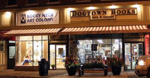 Dogtown Book Shop, Gloucester, Massachusetts