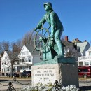 Gloucester, Massachusetts: Fish and ships and so much more