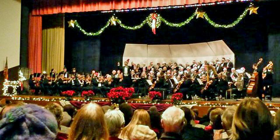 Holiday Pops Concert, Gloucester, Massachusetts