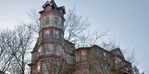 Hopper house, Gloucester, Massachusetts