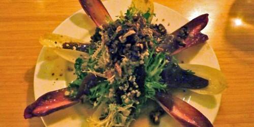 salad, Latitude 43 Restaurant and Bar, Gloucester, Massachusetts