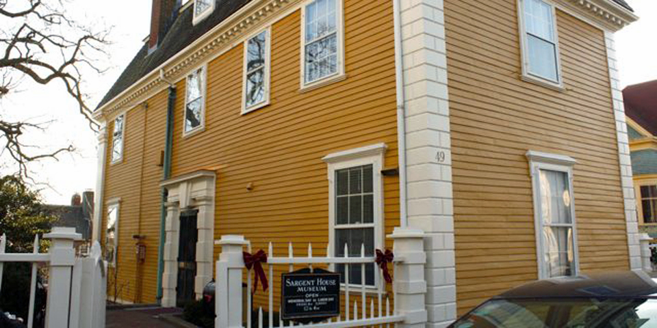 Sargent House, Gloucester, Massachusetts