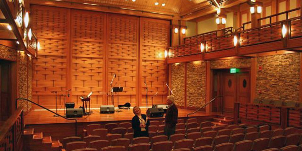 Shalin Liu Performance Center, Rockport, Massachusetts