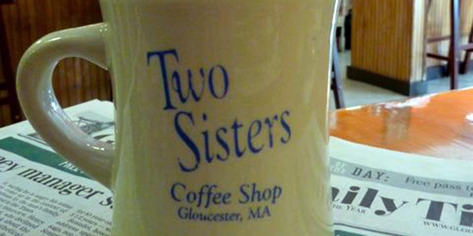 Two SistersCoffee Shop, Gloucester, Massachusetts