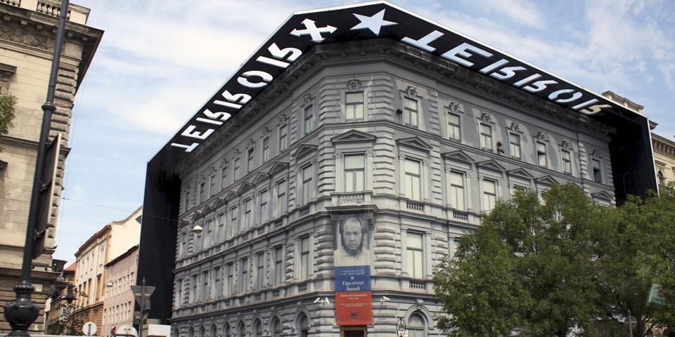 House of Terror, Budapest