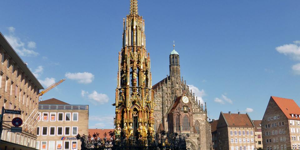 Market Square, Nuremberg