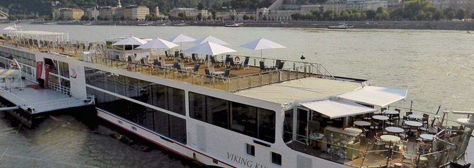 Through the Heart of Europe in a Viking Longship: The Romantic Danube