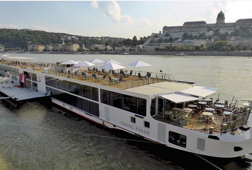 Viking Kvasir in Budapest