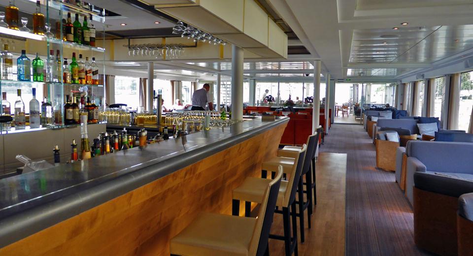 Aquavit Lounge, Viking Njord Njord