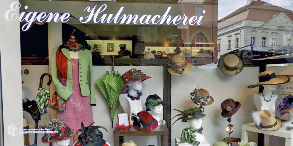 hatmaker, Regensburg, Germany