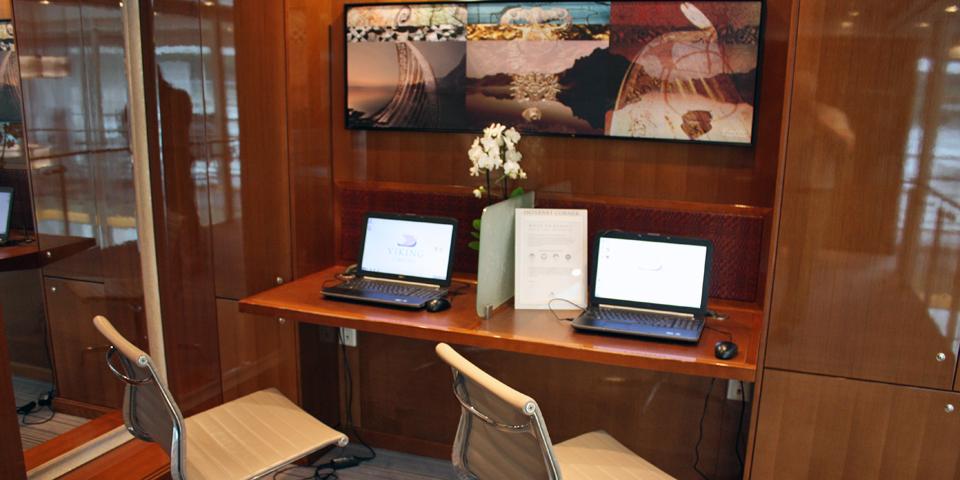 computer center, Viking Njord