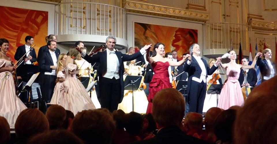 concert, Vienna, Austria