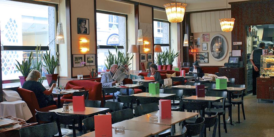 Café Korb, Vienna