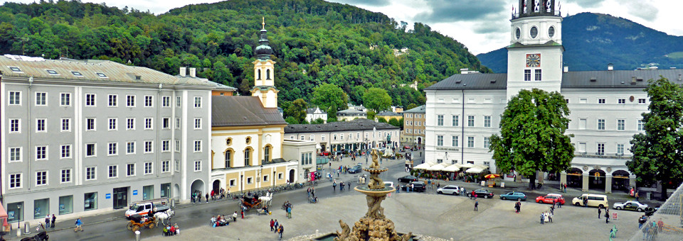 Salzburg : the sounds of music