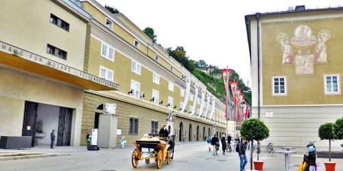 Festival Hall Complex, Salzburg, Austria