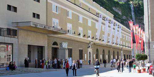Great Festival Hall, Salzburg, Austria