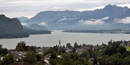 lakes region of Salzburg, Austria