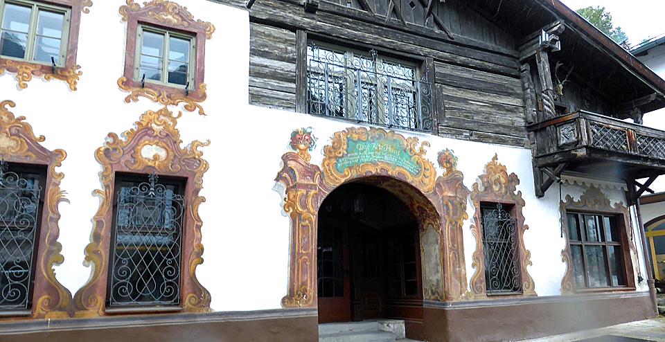 Das Alte Haus, Garmisch-Partenkirchen