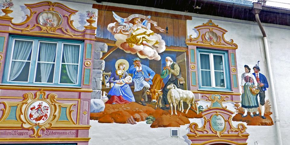 Garmisch-Partinkirche, Germany