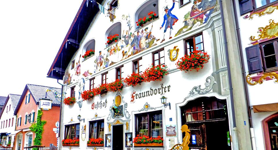 Gasthof Fraundorfer, Partenkirchen Garmisch-Partinkirchen