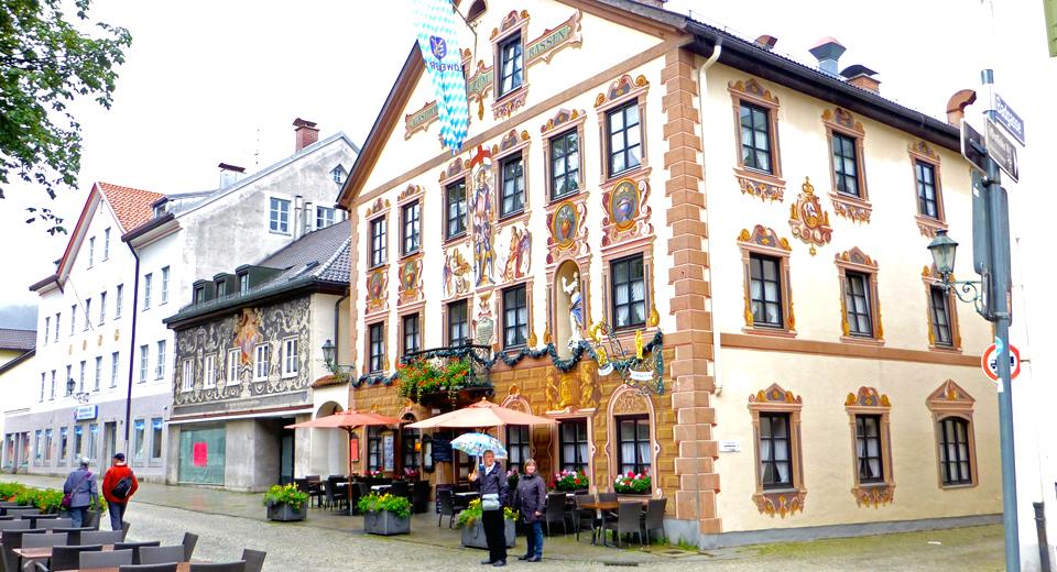 Gasthof zum Bassen, Garmisch-Partinkirchen, Germany