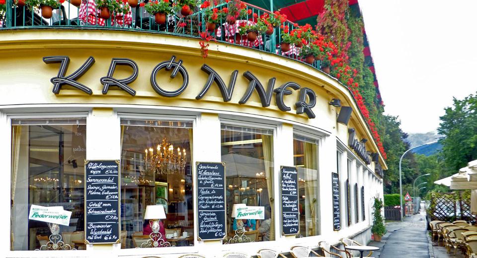 Kronner, Garmisch