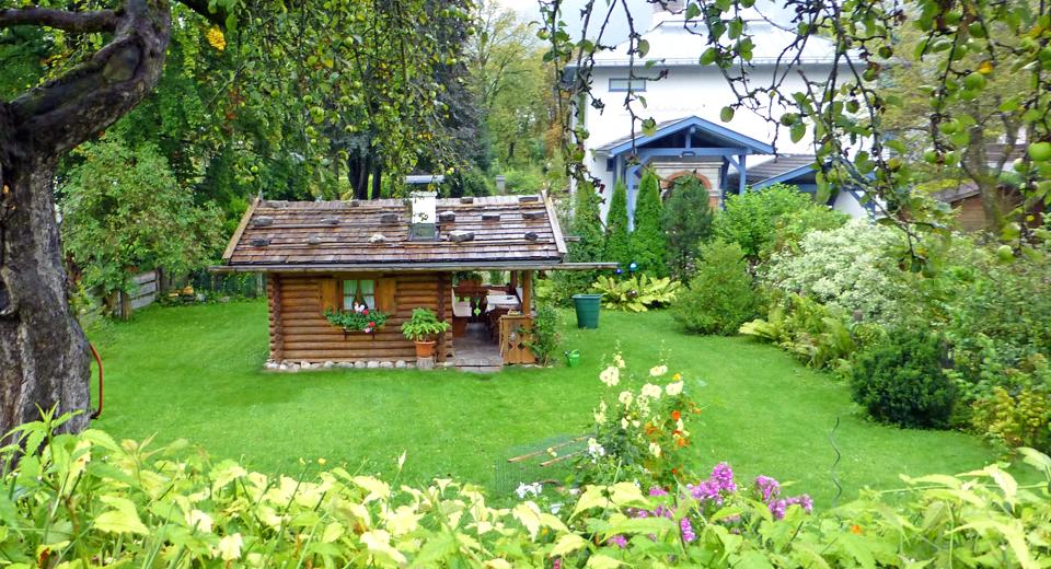 garden in Garmisch