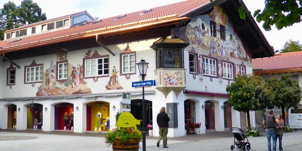 Trachtenhaus Grasegger