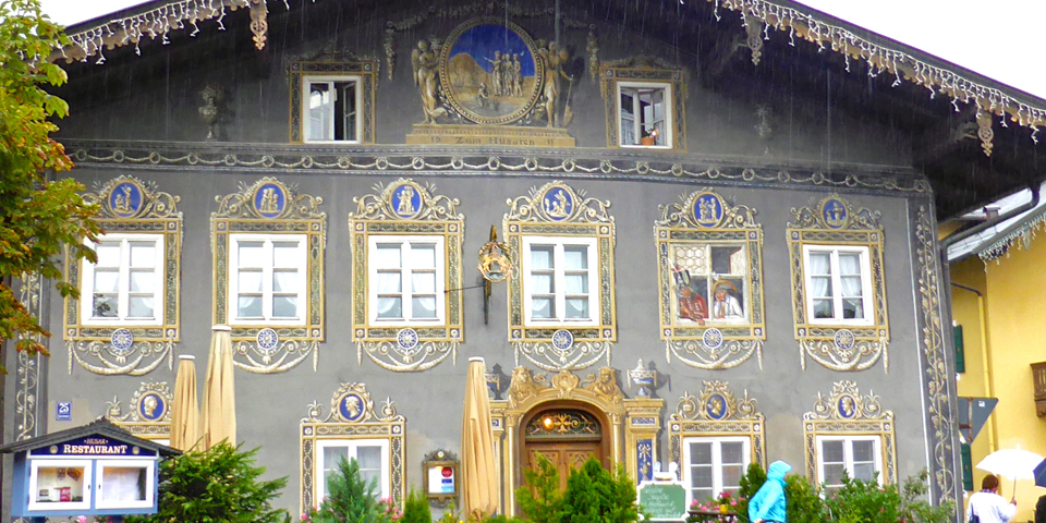 Gasthof Husaren, Garmisch-Partenkirchen, Germany