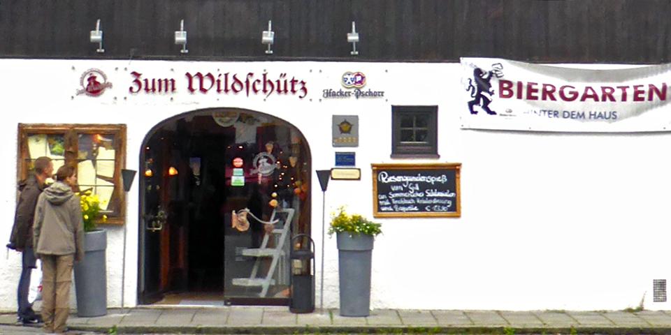 Zum Wildschütz, Garmisch